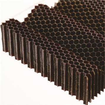 Glass Fiber (GFRP) Honeycomb Milling